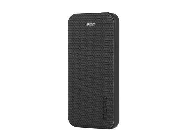 Incipio LGND Obsidian Black Solid Hard Shell Convertible Case For iPhone 5 / 5S IPH-883