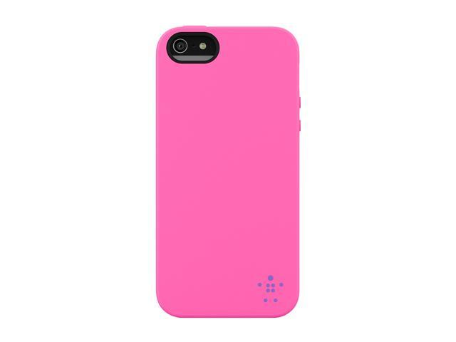 BELKIN Grip Candy DayGlo/Volta Case for iPhone 5 / 5S F8W152ttC06