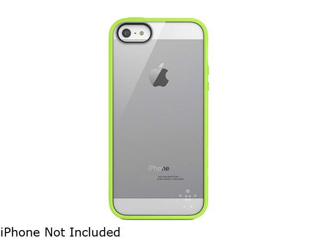 BELKIN View Clear/Fresh Case for iPhone 5 F8W153ttC02