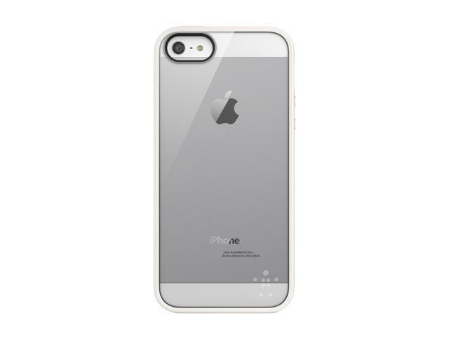 BELKIN View Whiteout Solid Case for iPhone 5 F8W153ttC07