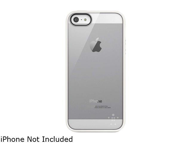 BELKIN View Clear/Whiteout Case for iPhone 5 F8W153ttC07