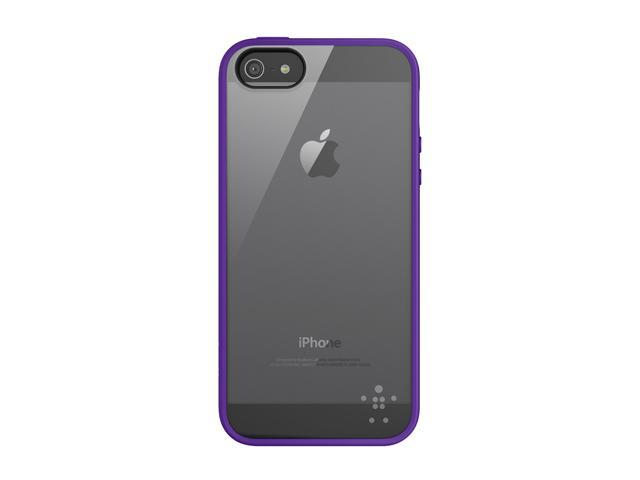 BELKIN View Violet Case for iPhone 5 / 5S F8W153ttC08