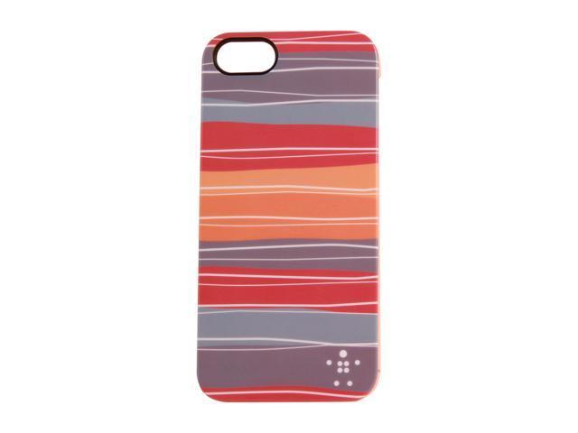 BELKIN Shield Pastel Orange Case for iPhone 5 / 5S F8W170ttC01