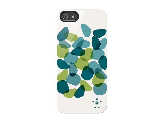 BELKIN Shield Pastel Green Case for iPhone 5 F8W171ttC01