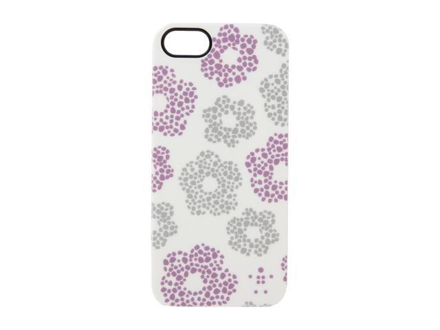 BELKIN Shield Blooms Purple Case for iPhone 5 / 5S F8W172ttC00