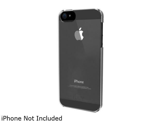 iLuv Gossamer L Clear Hardshell Case For iPhone 5 ICA7H304CLR