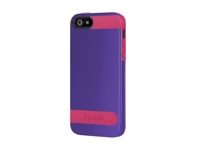 Incipio OVRMLD Royal Purple / Cherry Blossom Pink Case For iPhone 5 / 5S IPH-838