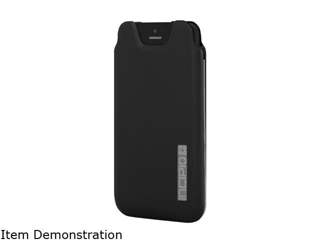Incipio Marco Obsidian Black Premium Pouch For iPhone 5 / 5S IPH-880
