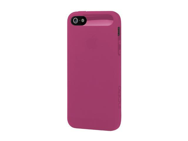 Incipio NGP Translucent Orchid Pink Case For iPhone 5 IPH-897