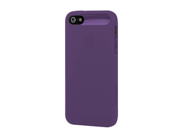 Incipio NGP Translucent Indigo Violet Case For iPhone 5 / 5S IPH-898