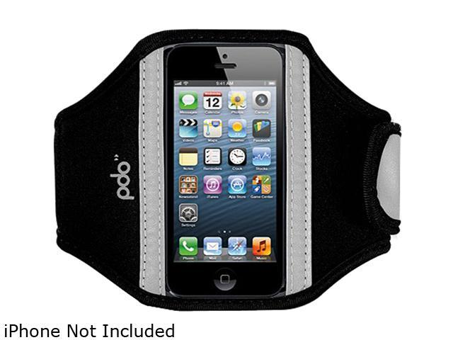 BELKIN Ease-Fit Plus DayGlo Armband for iPhone 5 F8W106ttC01