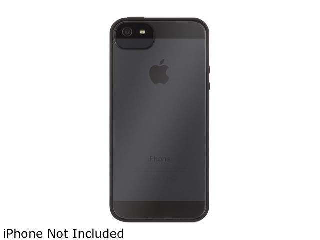 Griffin Reveal Protective Clear Case with Black Trim for iPhone 5/5s   Ultra-thin Clear hard-shell case
