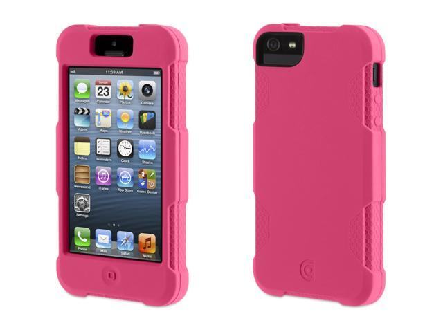 Griffin Bubble Gum Pink Protector Silicone Case for iPhone 5   Minimalist. Silicone. Amazing.