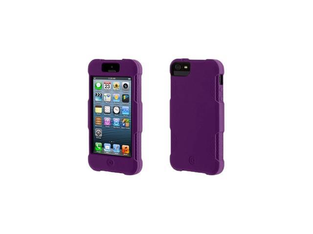 Griffin Purple Protector Silicone Case for iPhone 5   Minimalist. Silicone. Amazing.