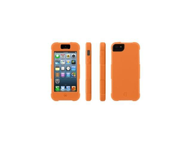 Griffin Fluoro Orange Protector Silicone Case for iPhone 5/5s, iPhone SE   Minimalist. Silicone. Amazing.