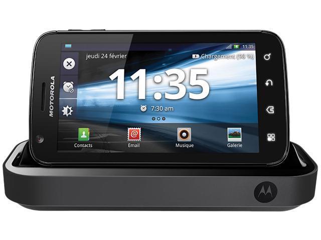 MOTOROLA HD Multimedia Charger Cradle Dock SPN5635A for Motorola Atrix 4G MB860 Phone SPN5635A