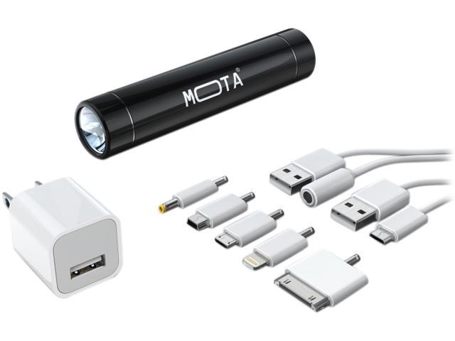 Mota Black 2600 mAh Battery Stick PWA-BLCK