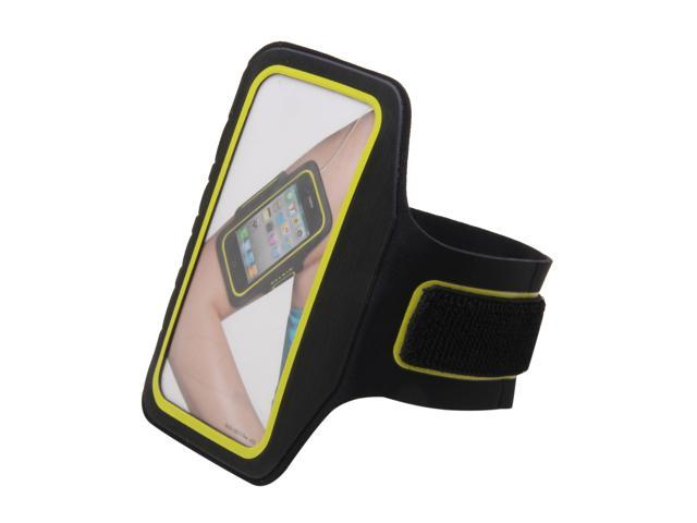 BELKIN Easefit Armband Black / Limelight Case for iPhone 4/4S F8Z850ebC00
