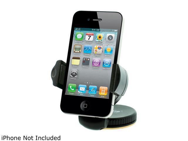 iOttie Black Easy Flex Universal Car Mount Holder for Smartphone HLCRDU101