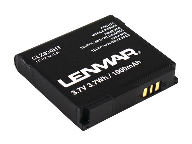 Lenmar 1000 mAh Replacement Battery for HTC My Touch 3G CLZ330HT