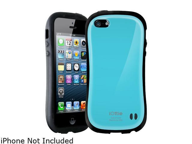 iOttie Macaron Sky Blue Solid Protective Case for iPhone 5 CSCEIO204