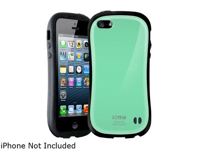 iOttie Macaron Mint Solid Protective Case for iPhone 5 CSCEIO206