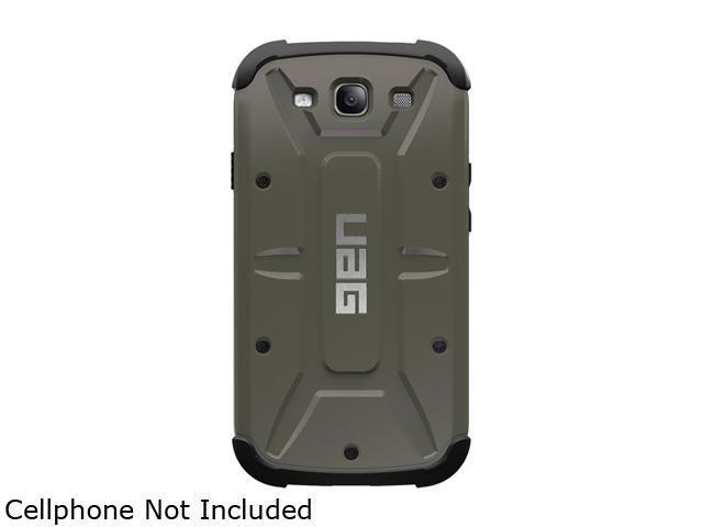 Urban Armor Gear Moss Gear Case for Samsung Galaxy S3 w/ Screen Protector UAG-GLXS3-MOSS