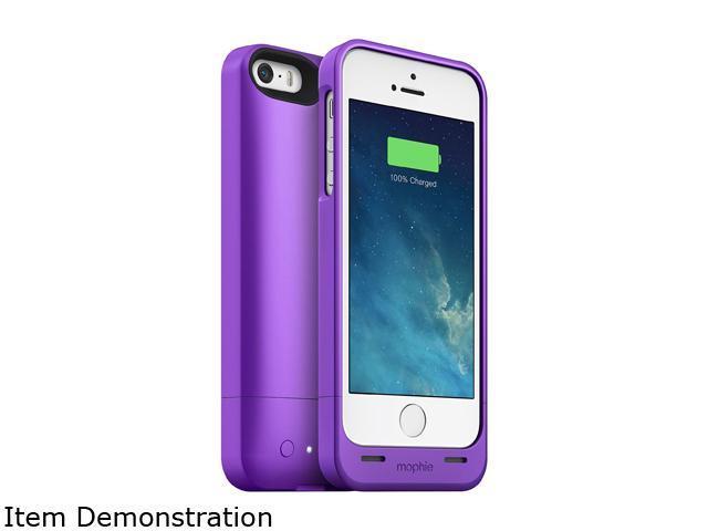 mophie Purple 1500 mAh Juice Pack Helium for iPhone 5 2468_JPH-IP5-PRP