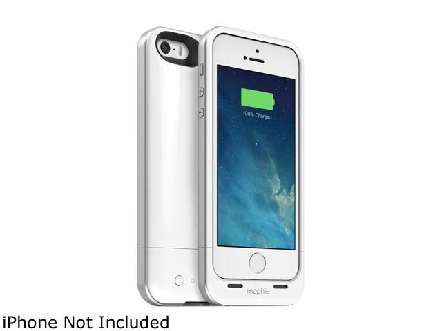 mophie White 1700 mAh Juice Pack Air Battery Power Adapter 2521_JPS-IP5-WHT