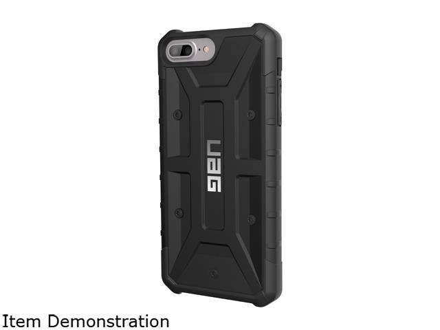 UAG Pathfinder Black/Black iPhone 7 Plus / 6s Plus Case IPH7/6SPLS-A-BK