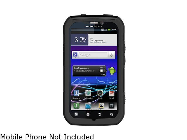 Trident Aegis Black Case for Motorola Photon 4G AG-PHTN-BK