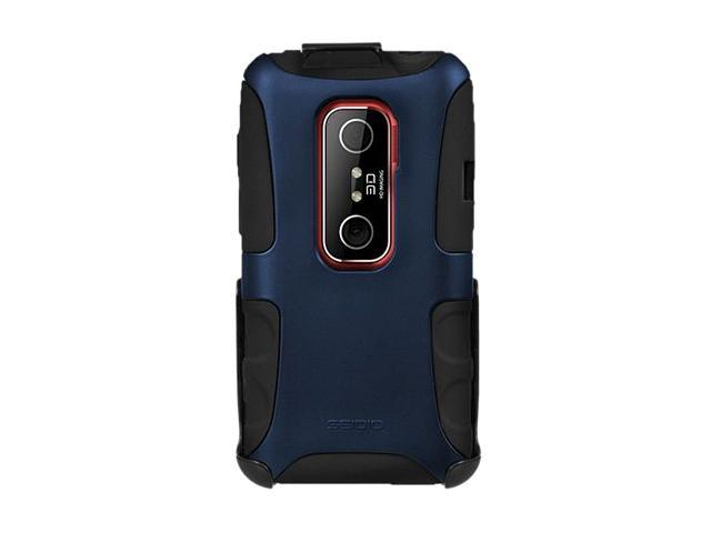 Seidio ACTIVE Combo Sapphire Blue Holster For HTC EVO 3D BD2-HK3HEV3D-BL
