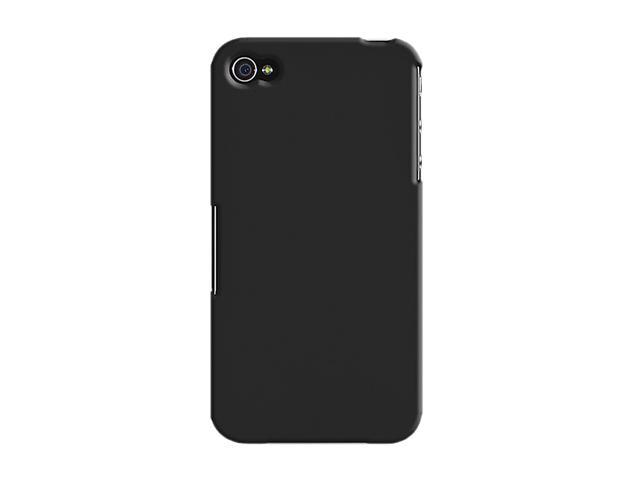 AMZER Black Solid 1mm Super Slim Simple Case For iPhone 5 AMZ94505