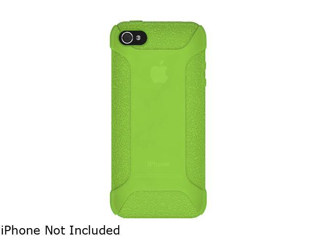 AMZER Green Silicone Jelly Skin Fit Case For iPhone 5 AMZ94536