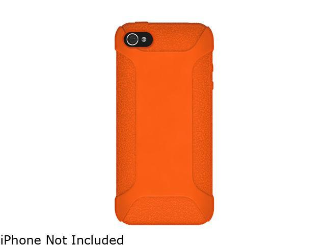 AMZER Orange Silicone Jelly Skin Fit Case For iPhone 5 AMZ94537