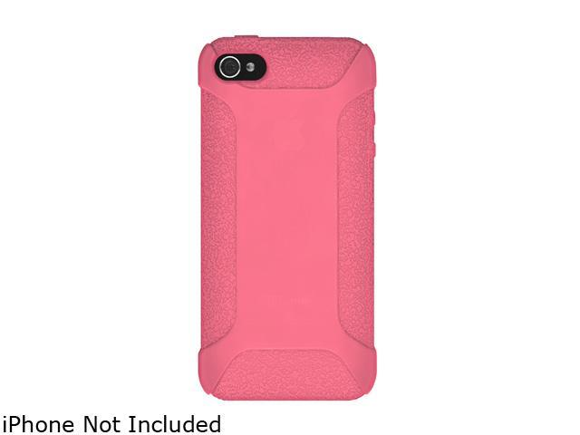 AMZER Baby Pink Silicone Jelly Skin Fit Case For iPhone 5 AMZ94539