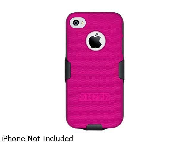 AMZER Black / Blue Shellster Shell Holster Combo Case For iPhone 5 AMZ94832