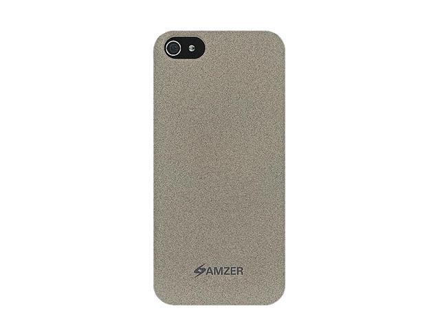 AMZER Sand Organic Shell Snap on Slim Fit Case For iPhone 5 AMZ94808