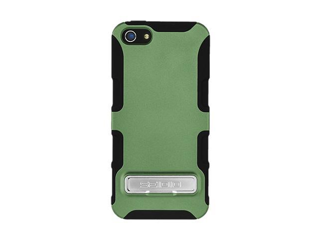 Seidio DILEX (with kickstand) Sage Case For iPhone 5 / 5S CSK3IPH5K-GN