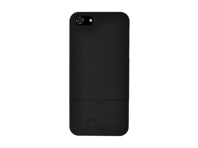 Seidio SURFACE Black Case For iPhone 5 / 5S CSR3IPH5-BK