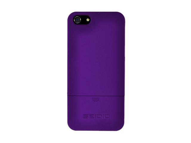 Seidio SURFACE Amethyst Case For iPhone 5 / 5S CSR3IPH5-PR