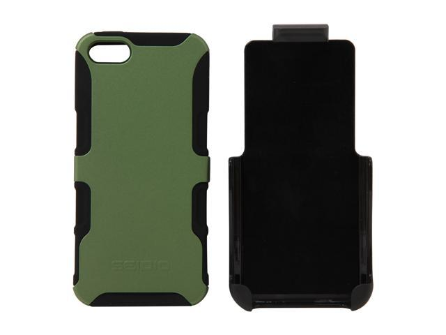 Seidio DILEX Combo Sage Case For iPhone 5 / 5S BD2-HK3IPH5-GN