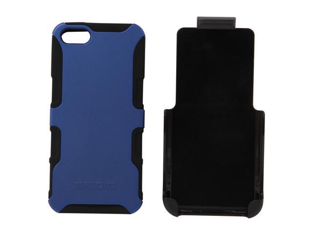 Seidio DILEX Combo Royal Blue Case For iPhone 5 / 5S BD2-HK3IPH5-RB