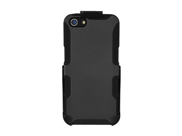 Seidio DILEX Combo (w/ Kickstand ) Black Case For iPhone 5 / 5S BD2-HK3IPH5K-BK