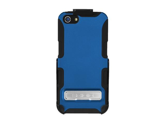Seidio DILEX Combo (w/ Kickstand ) Royal Blue Case For iPhone 5 / 5S BD2-HK3IPH5K-RB