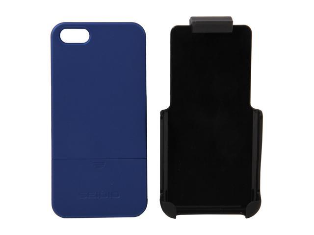 Seidio SURFACE Combo Royal Blue Case For iPhone 5 / 5S BD2-HR3IPH5-RB