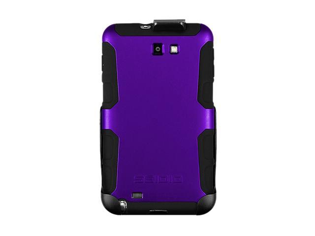 Seidio DILEX Combo Amethyst Holster For Samsung Galaxy Note BD2-HK3SSGNT-PR