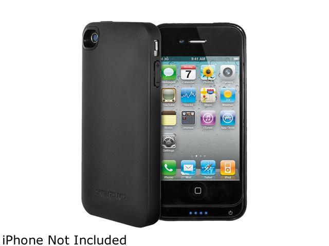 Seidio CONVERT Plus Combo Black Case For iPhone 4 / 4S BD4-HKR4IPH4X-BK