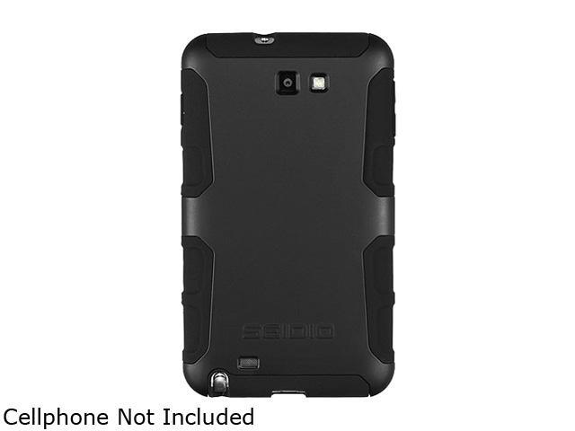 Seidio DILEX Black Case For Samsung Galaxy Note CSK3SSGNT-BK