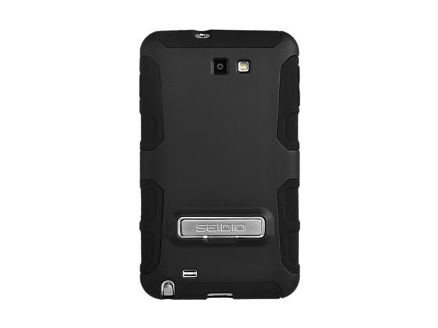 Seidio DILEX with Metal Kickstand Black Case For Samsung Galaxy Note CSK3SSGNTK-BK